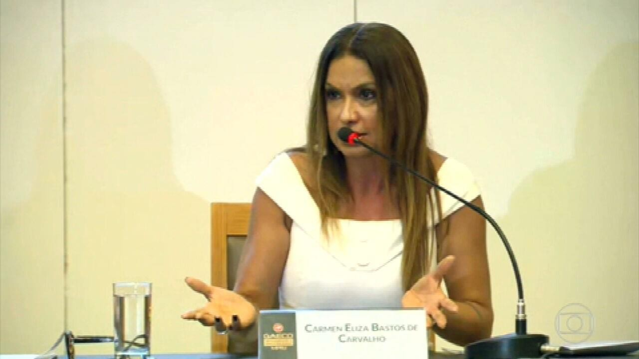 MPRJ transfere Carmen Eliza para promotoria eleitoral que investiga Flávio Bolsonaro