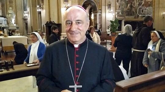 Dom Murilo Krieger celebra missa em louvor a Santa Dulce dos Pobres no Vaticano