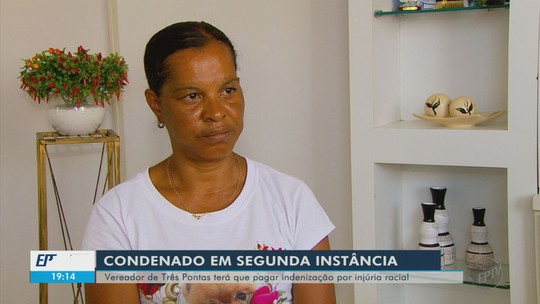 Vereador é condenado a pagar indenização de R$ 10 mil por injúria racial em Três Pontas