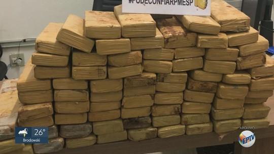 Polícia Civil investiga esconderijos de drogas e armas na zona rural de Cristais Paulista, SP