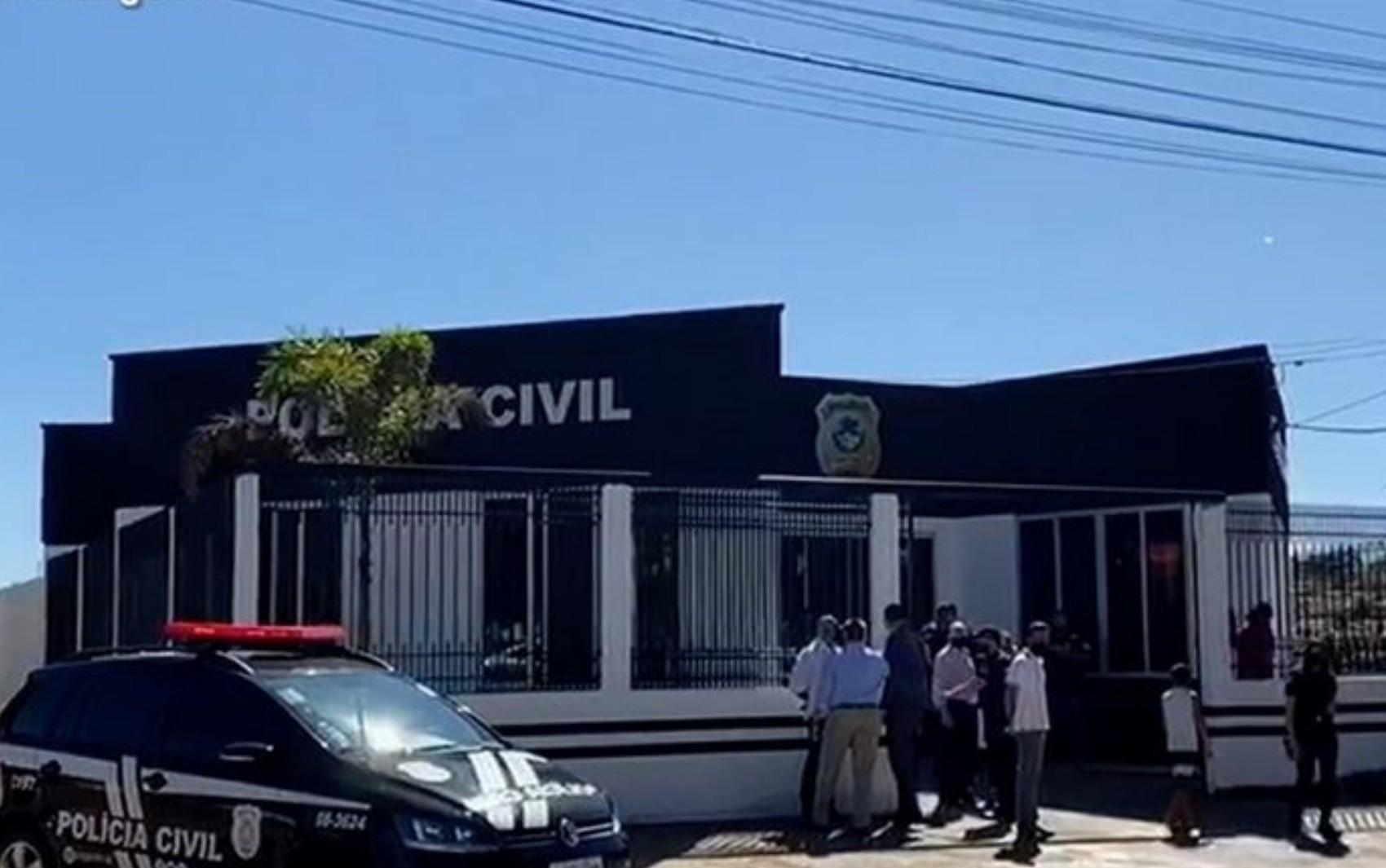 Homem é suspeito de matar o atual namorado da ex a tiros, em Bela Vista de Goiás