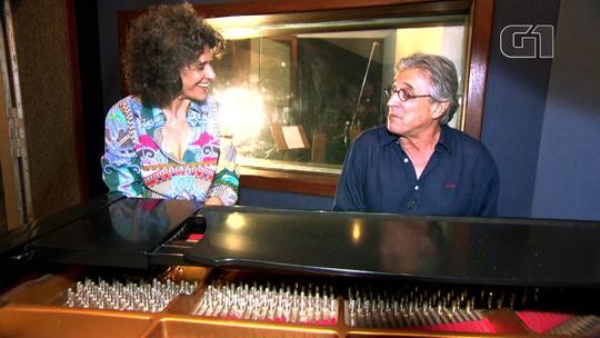 Simone e Ivan Lins fazem show juntos no Rio de Janeiro