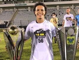 Jovem lateral do RN é pode ir ao Palmeiras ou Corinthians (Divulgação)