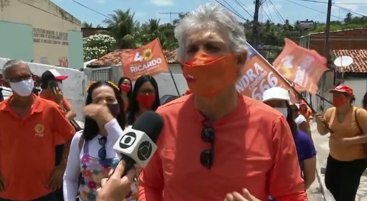 Ricardo Coutinho promete priorizar áreas de risco com políticas habitacionais em João Pessoa