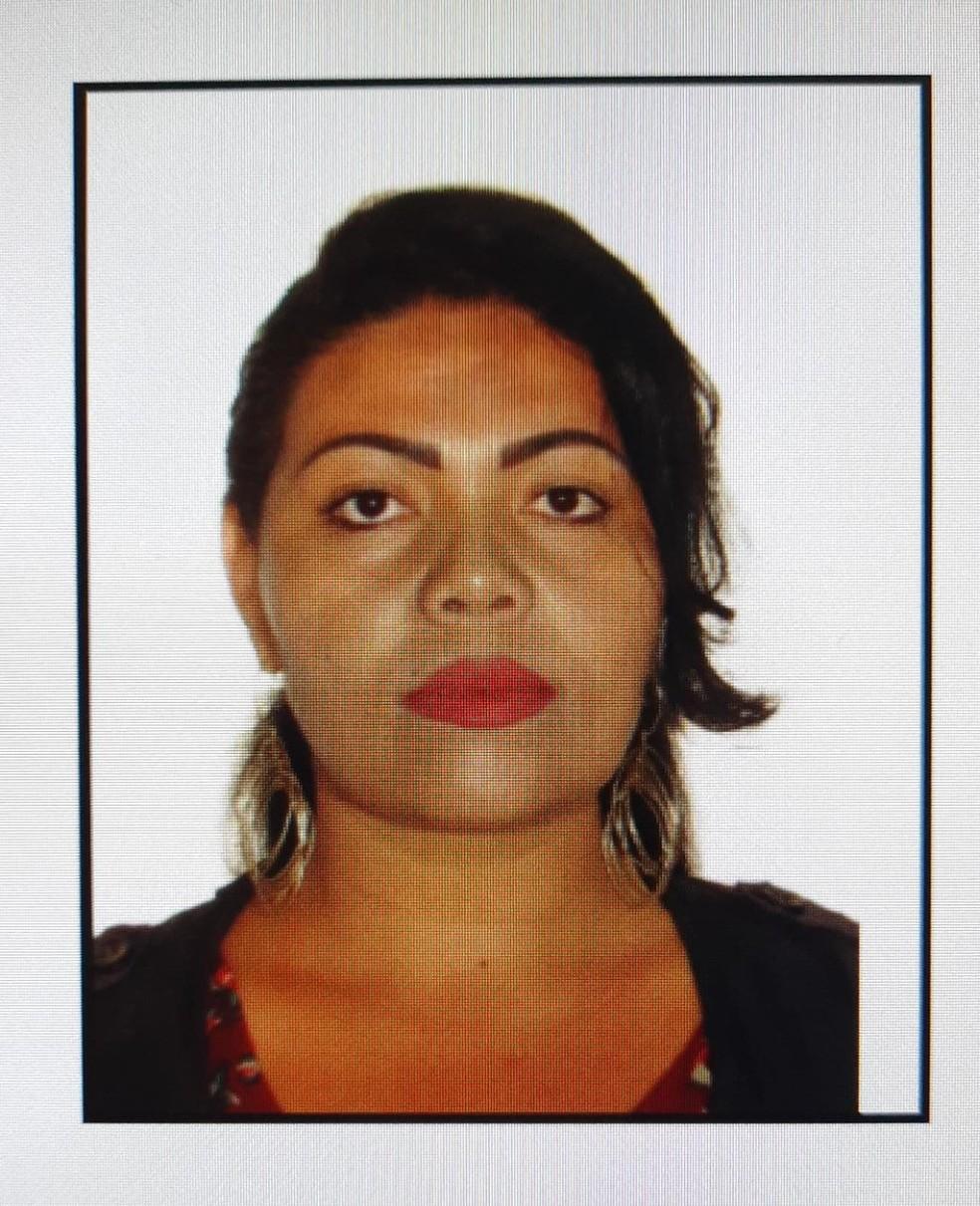 Fernanda Landim de Almeida foi morta a facadas em casa, em Sobradinho II — Foto: Arquivo pessoal
