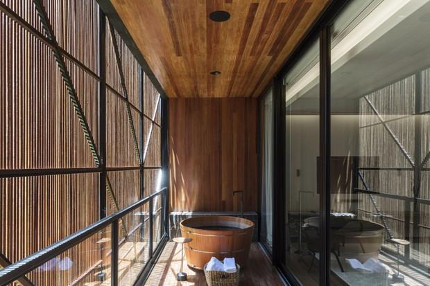Bangalô contemporâneo: luxo com sustentabilidade (Foto: jobim carlevaro arquitetos | 201)