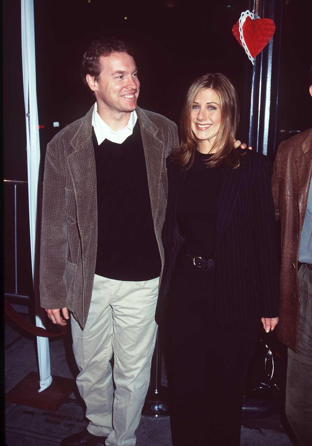 Tate Donovan e Jennifer Aniston (Foto: Getty Images)