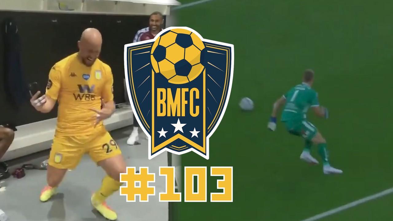 BMFC #103: Furada bisonha na Suécia, Pepe Reina louco e gols do