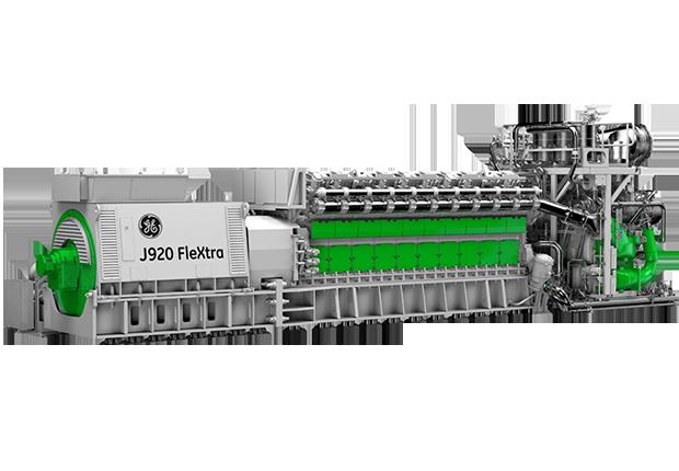 Outras iniciativas pelo Brasil também contam com os motores Jenbacher para aproveitar o biogás de aterros (Foto: GE)