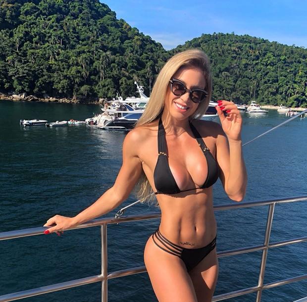 Jéssica Rodrigues (Foto: Reprodução)