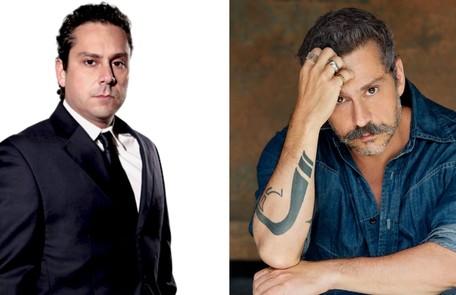 Alexandre Nero interpretou o violento motorista Baltazar. Atualmente, está no elenco de 'Nos tempos do Imperador' TV Globo e Priscila Prade