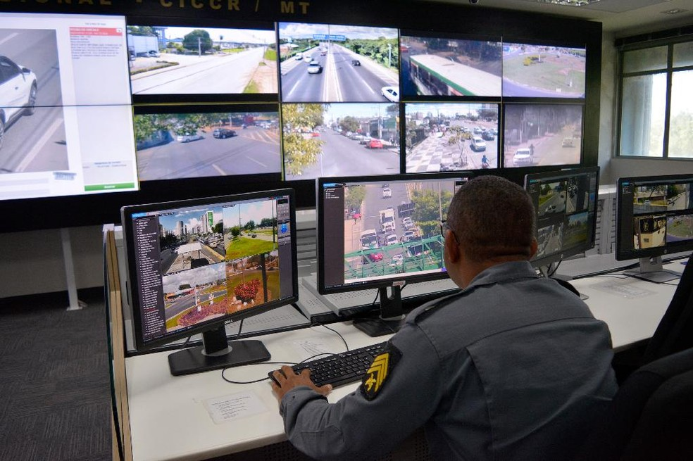 Rodovias vão ser monitoradas — Foto: Gabriel Aguiar/Sesp-MT