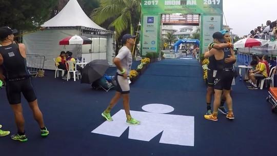 Emoção e recordes transformam a Ilha da Magia em festa mundial do Ironman