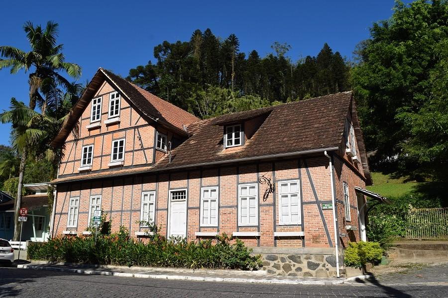 Revitalização da nova sede do Centro Cultural Vila Itoupava está em busca de parceiros