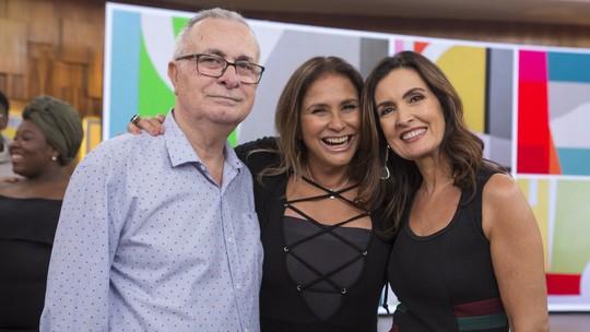 Fafá de Belém diz que não pensava em ser cantora e queria ser psicóloga