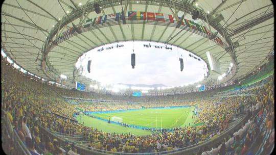 Passe de Letra: o reencontro da Seleção Brasileira com o Maracanã