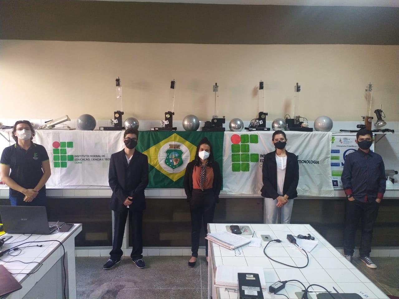 Jovem do interior do Ceará ganha medalha de prata em torneio e vai disputar Copa do Mundo de Física na Geórgia