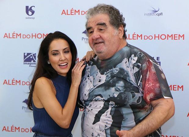 Maytê Piragibe e Otávio Augusto (Foto: AgNews)