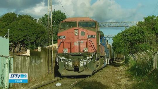 Apito de trens incomoda em São Carlos e Ibaté e MPF pede esclarecimentos à Rumo