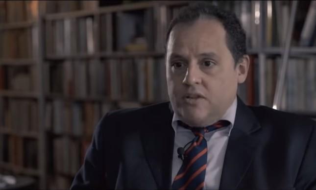 O cientista político Christian Lynch, da Casa de Rui Barbosa