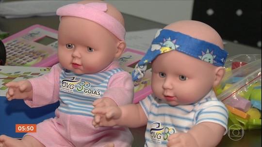 Vereadores impedem a distribuição de bonecas a crianças de Jataí (GO)