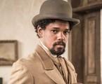 Michel Gomes é Samuel em 'Nos tempos do Imperador' | TV Globo