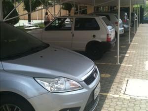 Moradores enfrentam dificuldade para encontrar vagas de garagem em prédios (Foto: Marília Rastelli / G1 Campinas)