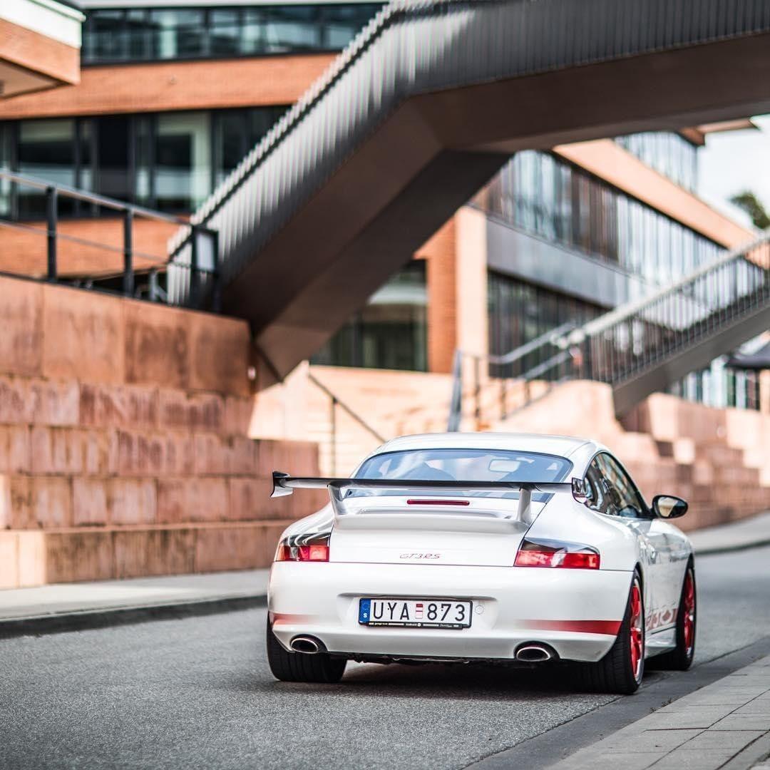 O Porsche GT3 RS (Foto: Reprodução/Instagram)