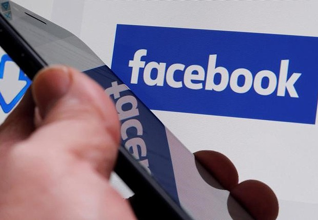 Logo do Facebook (Foto: Regis Duvignau/Reuters)