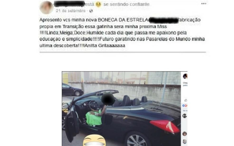 Operação Fada Madrinha investiga exploração sexual de transexuais e tráfico internacional de pessoas (Foto: Polícia Federal/Divulgação)