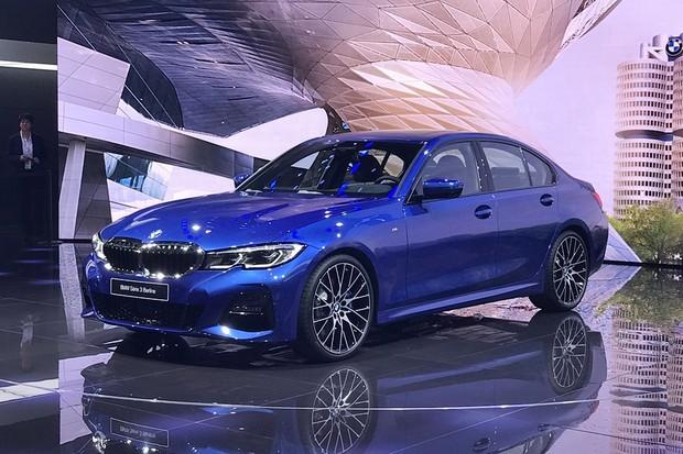 BMW Série 3 2019 (Foto: Michelle Ferreira/Autoesporte)