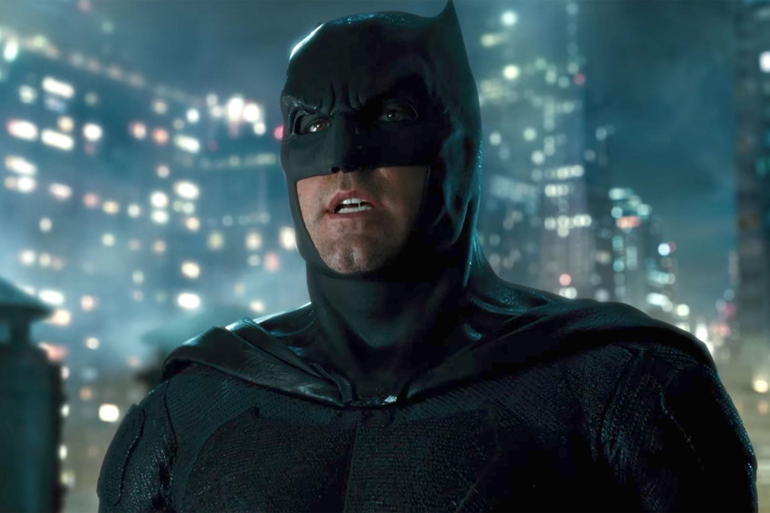 Ben Affleck como Batman: algo que pode acabar a qualquer momento (Foto: Reprodução)