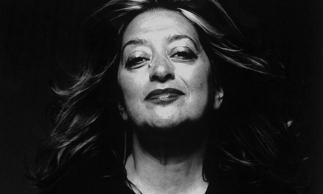 Zaha Hadid é considerada uma das grandes arquitetas contemporâneas