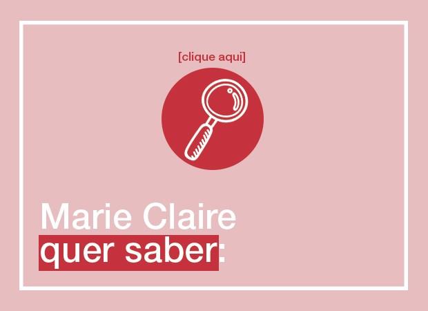 Pesquisa Marie Claire (Foto:  )