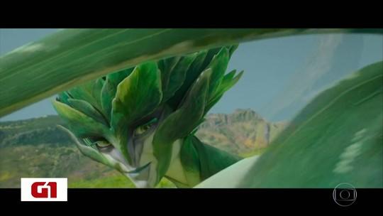 'Jogador Nº 1' e 'Uma dobra no tempo' são principais estreias dos cinemas; G1 comenta em VÍDEO