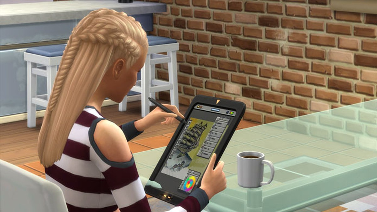 Smart Cover Reviews >> The Sims 4: como ser freelancer no famoso jogo para PC | Jogos simuladores | TechTudo