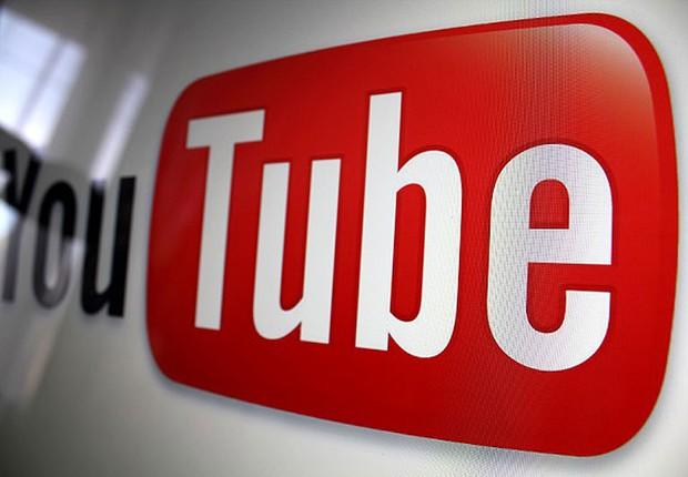 Logotipo do YouTube (Foto: Reprodução/YouTube)