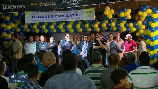 PRP define apoio a Paulo Câmara, do PSB, em Pernambuco