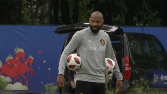 Thierry Henry é confirmado como o novo treinador do Monaco