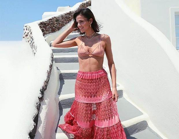 Bruna Marquezine tem looks de verão incríveis (Foto: Instagram / Bruna Marquezine)