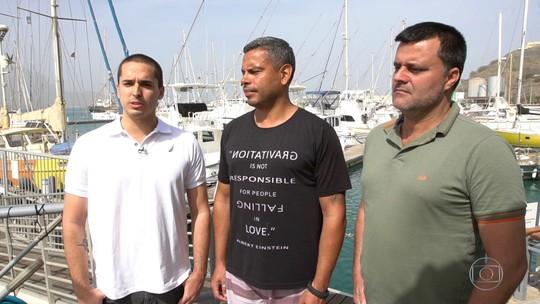 Velejadores brasileiros presos em Cabo Verde são libertados