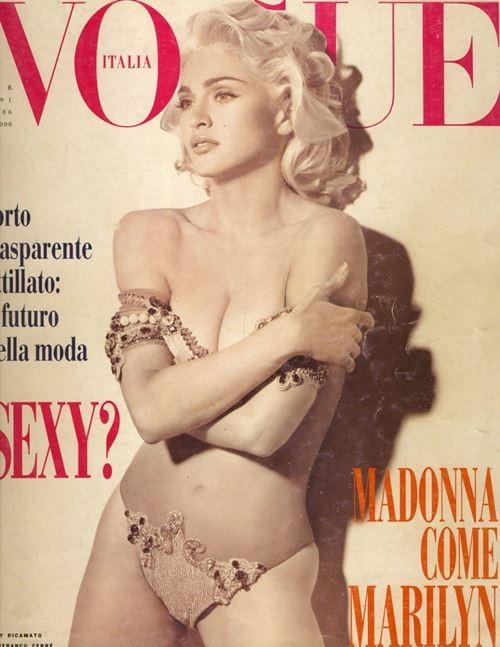 Vogue Italia February 1991 (Foto: Reprodução )