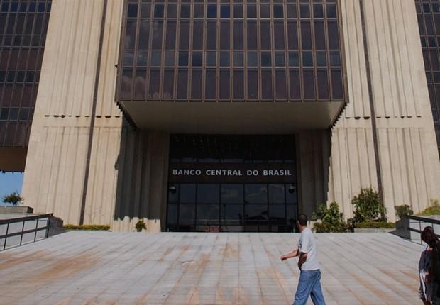 Prédio do Banco Central (BC) em Brasília (Foto: Wilson Dias/Agência Brasil)