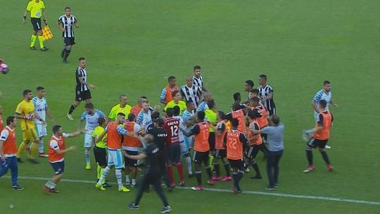 Mais tribunal: Pereira e Figueirense também são denunciados no TJD-SC