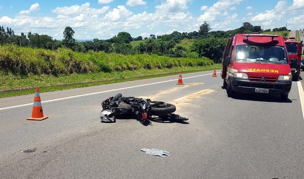 Acidente em Mococa mata motociclista na rodovia SP-340 - Noticias