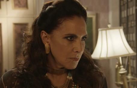 Na quarta-feira (5), Mercedes (Totia Meireles), após descobrir que João (Rafael Vitti) foi o criador do 'No Fusca com Manu', resolverá tirar o programa do ar TV Globo