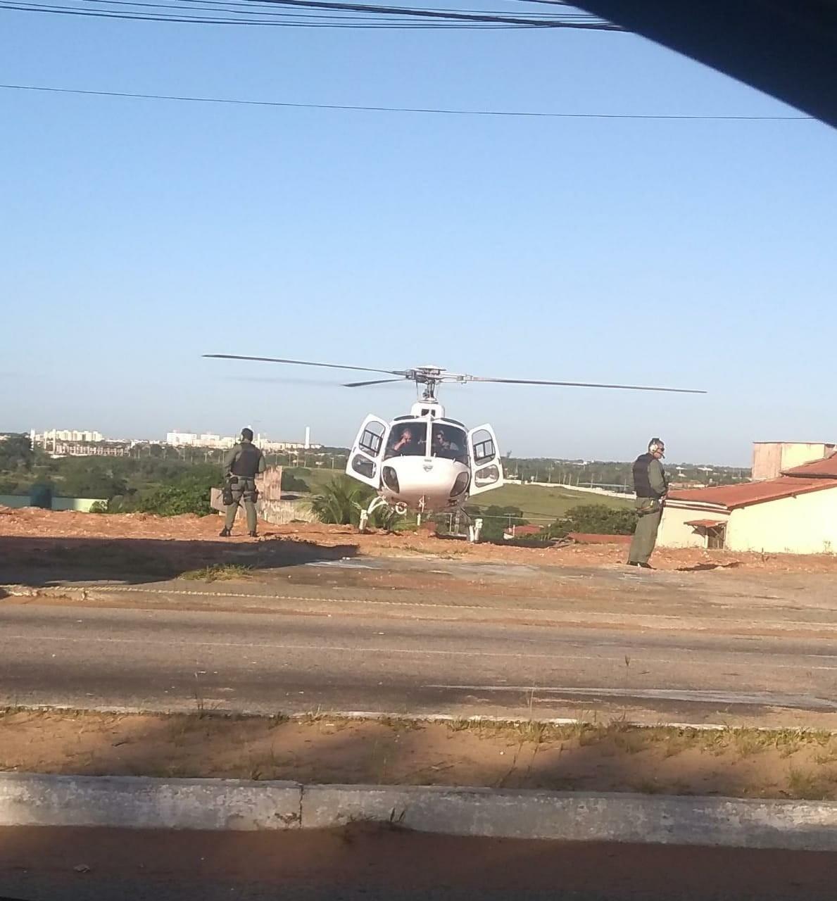 Polícias Civil e Militar cumprem mandados de busca e apreensão na Grande Natal