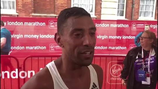 Classificado para as Olimpíadas, Daniel Chaves confirma presença na Maratona do Rio