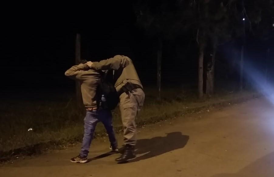 Recapturados três presos que fugiram do Instituto Penal de Passo Fundo - Notícias - Plantão Diário