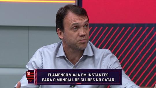 """""""O time da semifinal, seja ele qual for, vai ser chato"""", diz Pet, sobre estreia do Flamengo no Mundial"""